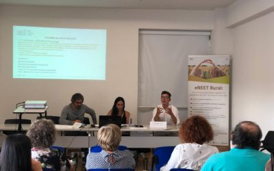 "(English) Meeting ""PROJECT eNEET RURAL. CULTIVATE NEW HORIZONS: TERRITORY, YOUTH, OPPORTUNITIES"""
