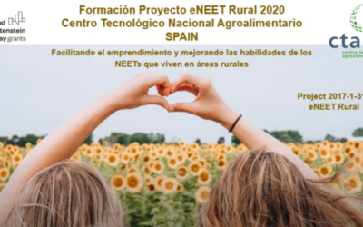 eNEET Rural trainings in Spain conducted last three months